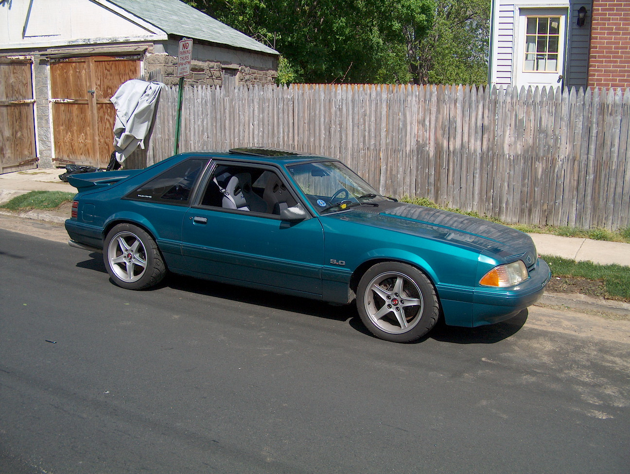 Wanna See Some Blue Fox Bodies Ford Mustang Forums
